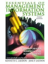 Essentials of Management Information Systems by Jane Price Laudon and Kenneth C.