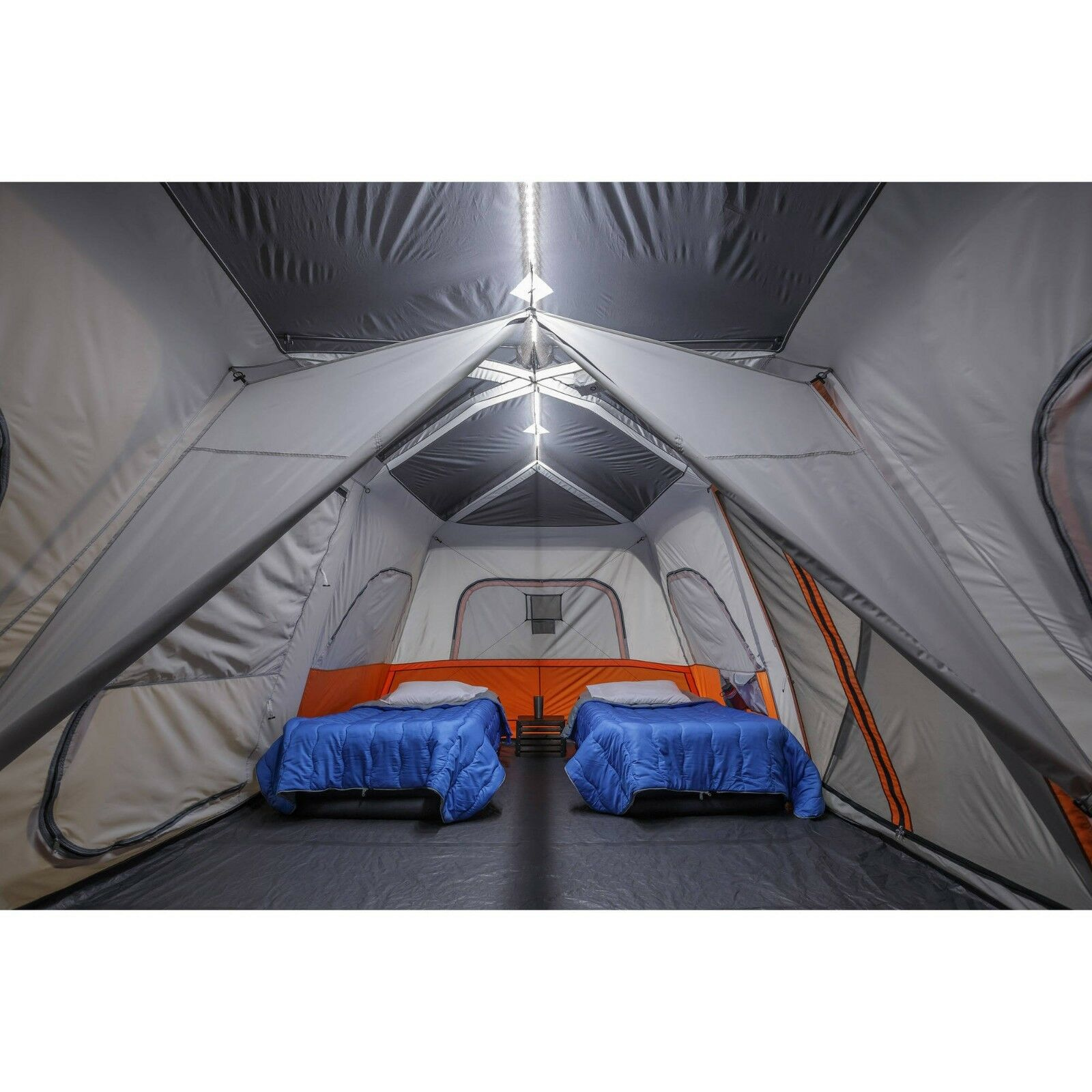 Large Camping Tent Outdoor Picnic Travel Instant  Cabin House 12 Person 3 Room  buy cheap