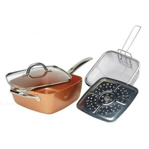 9-5-inches-Cermi-Tech-Non-Stick-Deep-Dish-Square-Pan-Set