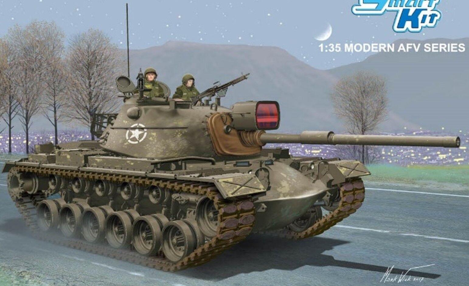 M48A5 105Mm Gun Kit DRAGON 1 35 DR3611