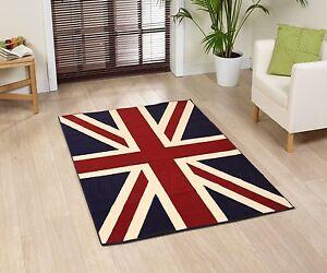 Large Traditional Flag Of England Union Jack Carpet