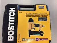 Bostitch Brad nailer 2 in 1 combo Tool BRAND NEW ! Mississauga / Peel Region Toronto (GTA) Preview