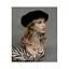 thumbnail 3 - Adult Female Fiberglass Realistic Fleshtone Mannequin Head Display