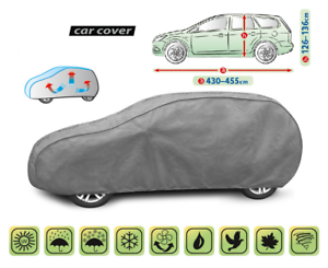 Car Cover Heavy Duty Waterproof Breathable BMW Series 1 F20 HTB 114,116,118,120