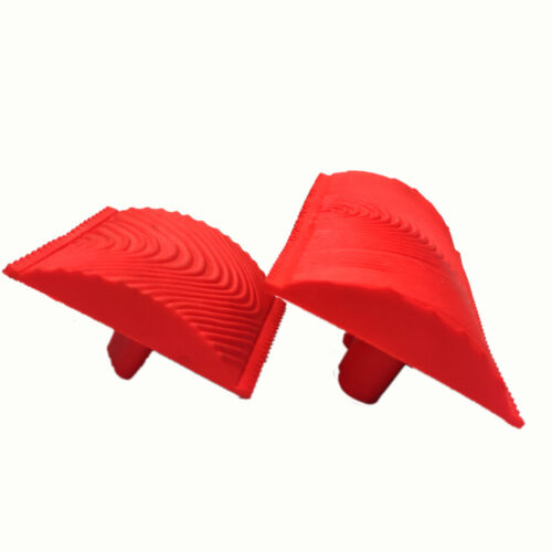 2PK Graining Tool Grout Tiling Tool Texture Grain Rubber Painting Effects TOOL