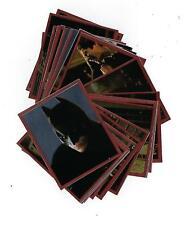 Batman Begins Upper Deck 2005 Sticker Album /& 25 Sticker Packs//NICE!!!