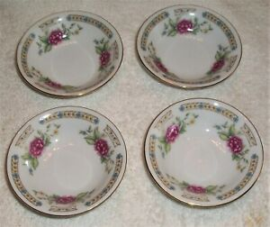 Liling-Fine-China-Yung-Shen-Ling-Rose-4-finger-bowls