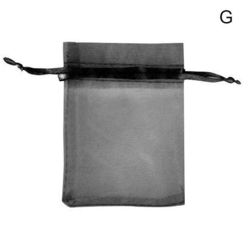 QUALITY Wedding Party Favor Candy Gift Pouches A4N1 7*9 Organza Bag