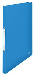 Ringbuch-VIVIDA-A4-PP-2-Ringe-16-mm-blau-Esselte-Ordner-Ringbuch-624031