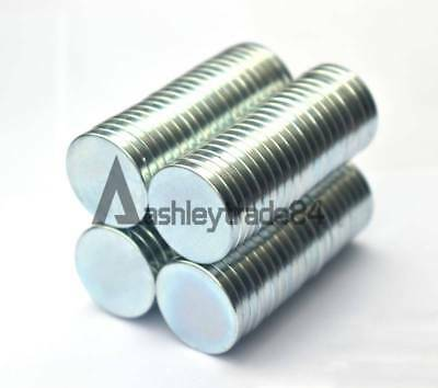 10pcs N50 Super Strong Disc Cylinder Round Magnet 25 x 4 mm Rare Earth Neodymium