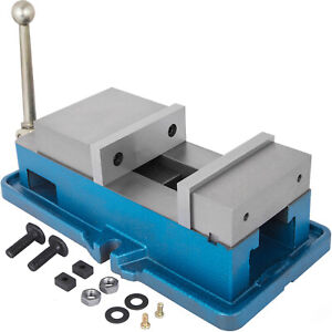 5 Inch Vise Clamp Vice CNC Vise Lockdown Vise 125mm Open Assembly Milling