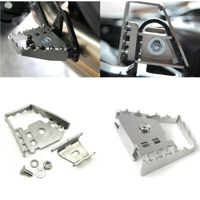 Motorcycle Foot Brake Pedal Lever Extension Cover Pad Non-slip For BMW R 1200 GS