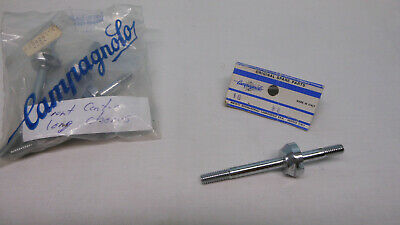 NOS CAMPAGNOLO CHORUS front Brake Caliper Center Bolt 80mm for nutted NEW LONG