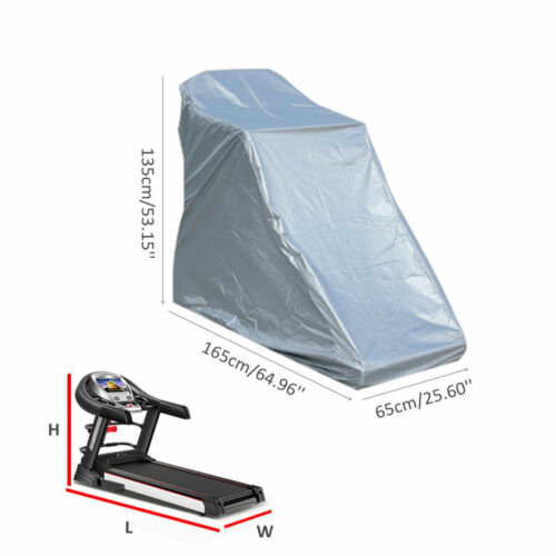 """Dry Up Tarp Protect TREADMILL COVER 65/""""x25/""""x53/"""" Dust Waterproof"""