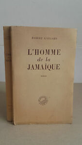 Robert Strapping - HOMBRE de La Jamaica - 1947 - Edición Barco Navegante Ebrio