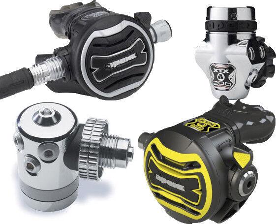 Apeks Atemregler Set XTX XTX XTX 200 40 DIN (2014) und Octopus inkl. Apeks DS4 montiert ae47aa