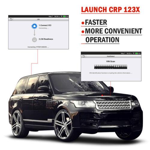 2020 Launch X431 CRP123 X PRO KFZ OBD2 Diagnosegert Auto Scanner ...