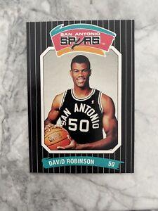 1989-NBA-David-Robinson-rare-police-issued-rookie-card