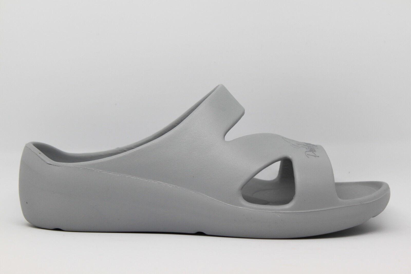 PETER LEGWOOD DOLPHIN GRIGIO DONNA Ciabatta posturale Aequos System confort
