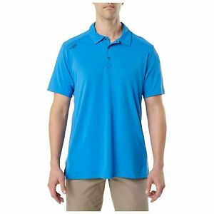5.11 Tactical Men's Paramount Short Sleeve Polo, Moisture-Wicking, Style 41221