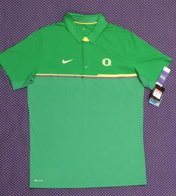 8d4f60a7 Nike Oregon Ducks Elite Polo Shirts Green Men's Size 3xl for sale ...