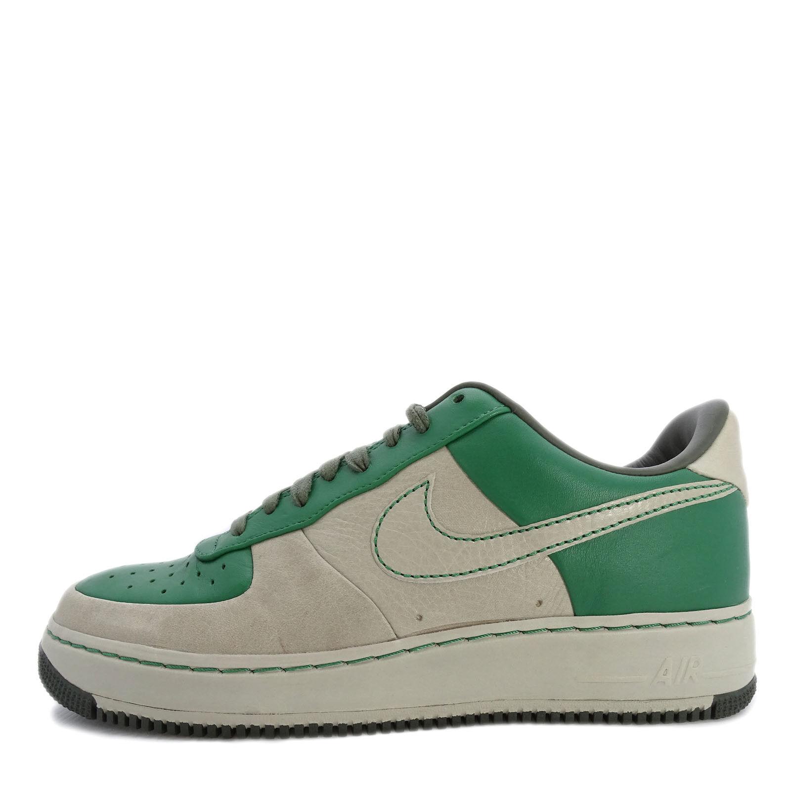 Nike air force 1 supremo 2007 [] del nuovo galles del sud 316077-311 baltimora cupola edizione verde / stone pino verde / lt stone - esercito oliv