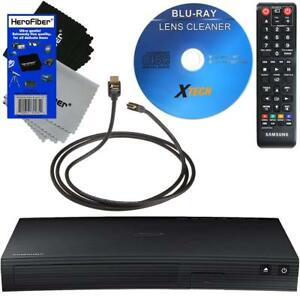 Samsung-BD-J5100-Smart-Curved-Disk-Blu-ray-DVD-Player-Cleaner-HDMI-Cabl-Cloth