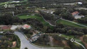 Terreno Frente a Campo de Golf en El Cielo Country Club Zona Sur