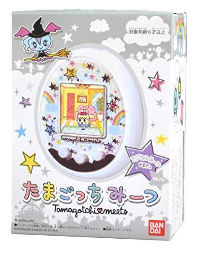 JAPAN IMPORT BANDAI Tamagotchi Meets Limited Color White Magical Meets Ver