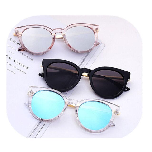 Women's Retro Cat Eye Sunglasses Classic Vintage Fashion Shades Eyewear