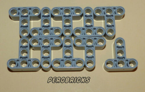 Lego Technic Technique 10 Liftarme 2 trous #43857 gris clair article neuf