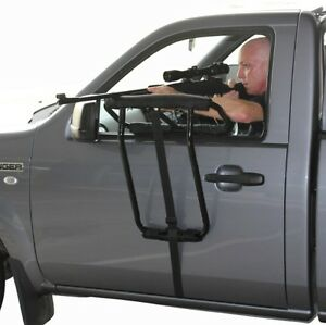 Image Is Loading NEW Car Door Mounted Shooting Rest Window Hunting