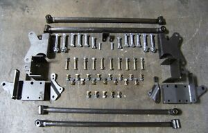 Details about 1948 - 1956 Ford Pickup Truck Rear Parallel 4 Link Four Bar  BOLT ON Kit