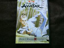 Nick  DVD  AVATAR Der Herr der Elemente  Buch 1 : WASSER  Volume 3