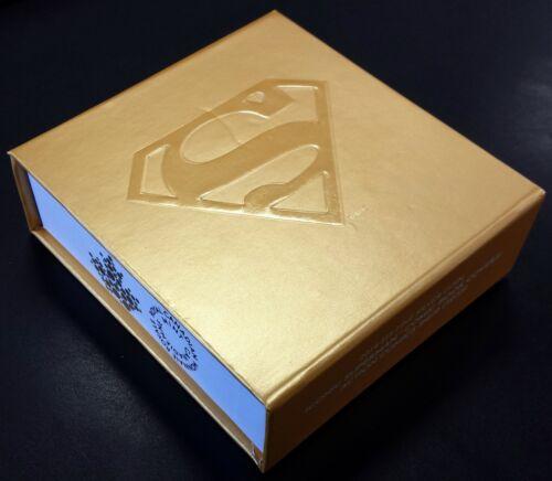 Box /& COA SUPERMAN #419 Action Comics 2014 $15.00 Fine Silver Coin from Canada