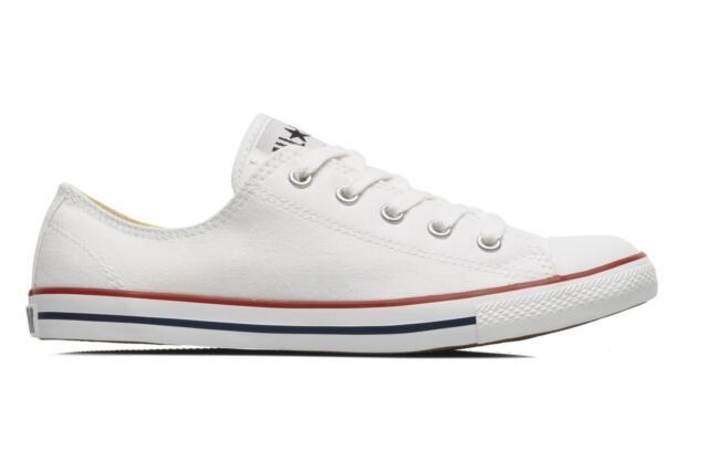 converse blanca 40