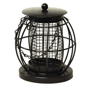 Mini-Lantern-Wild-Bird-Nut-Feeder-With-Squirrel-Guard-Small-Metal-Cage-BF044