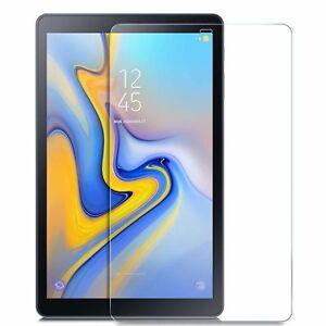 2x Panzer Folie für Samsung Galaxy Tab A 10.5 T590 T595 Schutzfolie Displayglas