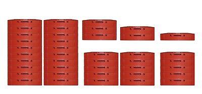Verantwortlich Lageraufbewahrung Aufbewahrungskiste Lagerkiste E1 Kiste Farbe Rot Gastlando Ruf Zuerst