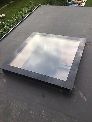 non opening roof windows, Flat rooflights, Fixed roof ...