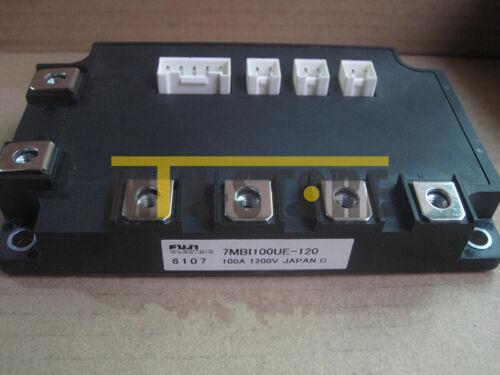 1PCS 7MBI100UE-120 New FUJI Module Supply  Quality Assurance 7MBI100UE120