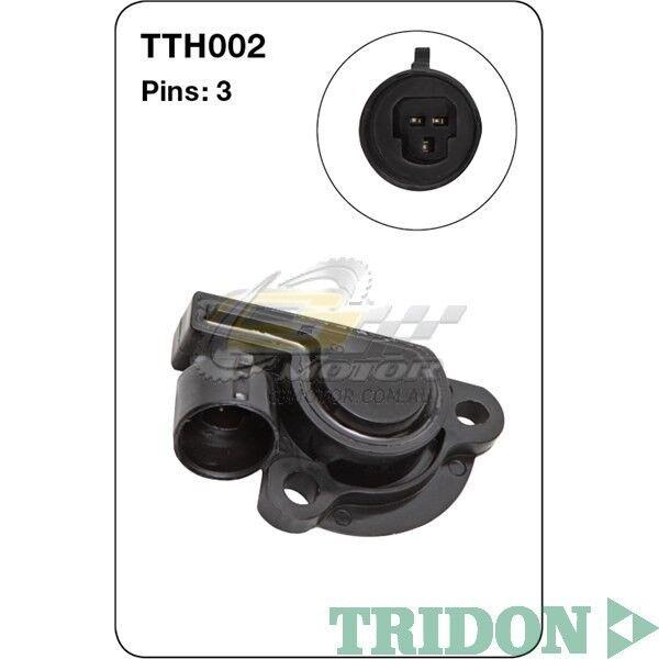 TRIDON TPS SENSORS FOR Daewoo Cielo Incl. Loadrunner 04 98-1.5L Petrol