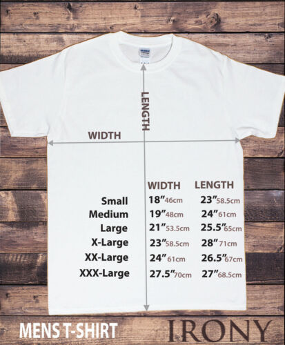 Homme T-shirt Blanc Paix CND tee-Rasta-rouge jaune imprimé vert TS346