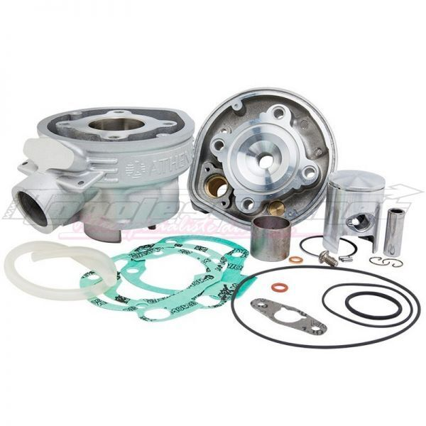 Kit Top Engine Athena Alu 50 cc Sherco all Models,all Year AM6