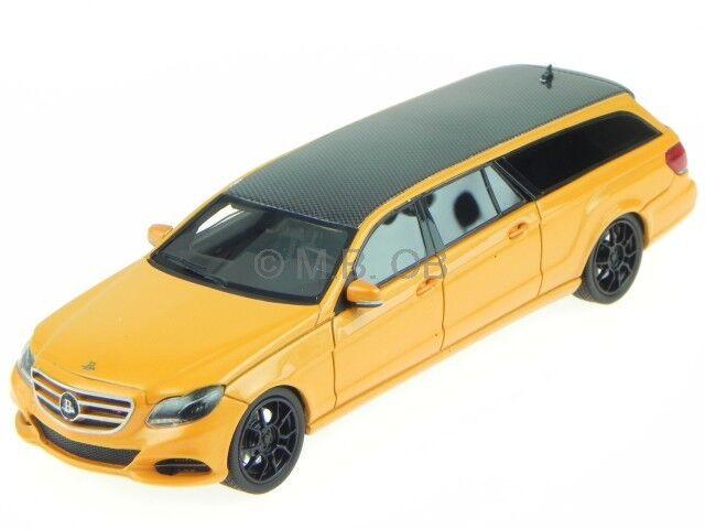 Mercedes S212 E-classe T-Modell Binz longue véhicule miniature 203601 GLM 1 43