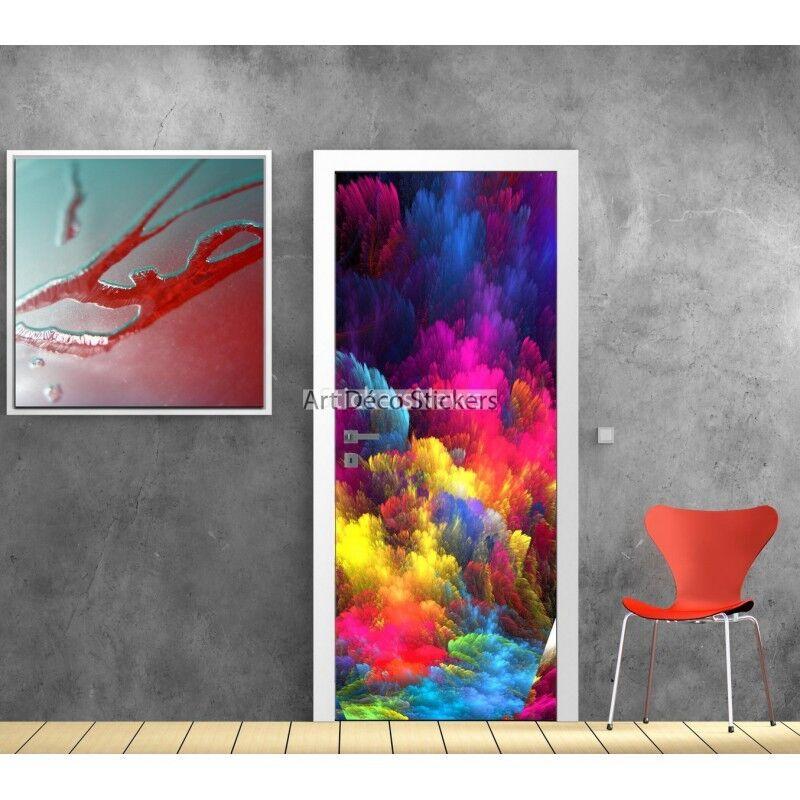 Plakat Plakat für Tür Farben Ref 9515 9515