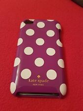 KATE SPADE NEW YORK PREMIUM HARDSHELL CASE IPOD TOUCH 4 th GENERATION 8GB,32GB