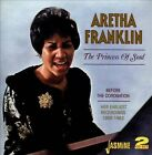 The Princess of Soul by Aretha Franklin (CD, Mar-2013, 2 Discs, Jasmine Records)