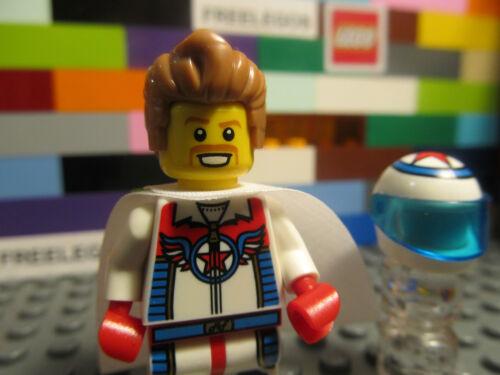 LEGO 8831 CMF Series 7 DAREDEVIL Dare Devil Circus Stuntman Minifigure Polybag