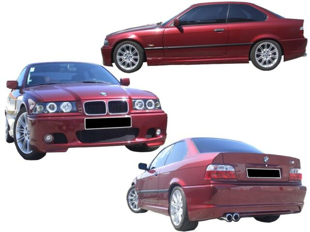 KIT ESTETICO BMW E36 M LOOK